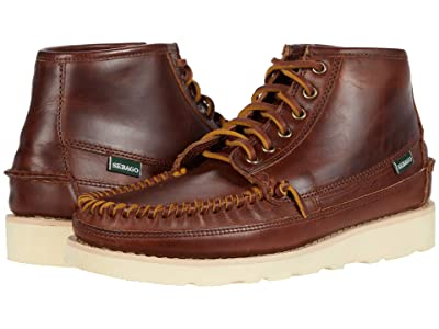Sebago Seneca Mid (Brown Cinnamon) Men