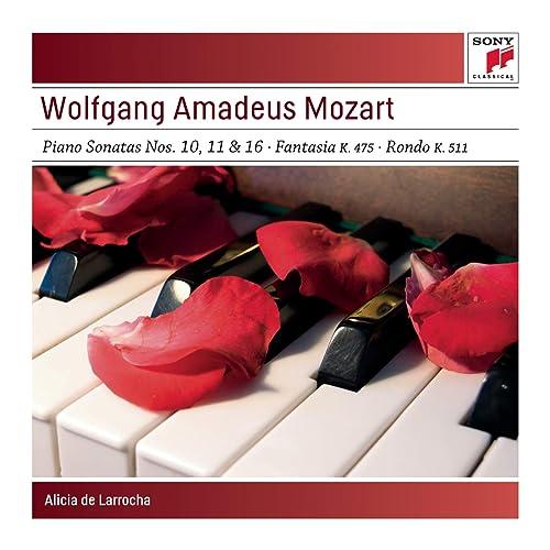 Amazon.com: Mozart: Piano Sonatas: Alicia De Larrocha: MP3 ...