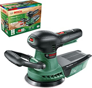 Bosch 06033D2100, AdvancedOrbit 18 Cordless Orbital Sander (Without Battery and Charger), Green