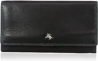 Visconti Spectrum 36 Ladies Large Soft Leather Checkbook Wallet Purse 7