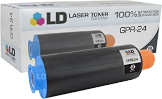LD Compatible Toner Cartridge Replacement for Canon GPR-24 1872B003AA (Black)