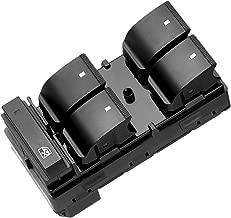 Drive Side Power Window Master Control Switch for | Chevy Silverado 1500 2500HD 3500HD,Traverse,HHR,GMC Sierra 1500 2500HD 3500HD,Yukon,Buick Enclave | Replaces OE# 20945129, 25789692, 25951963
