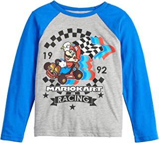 Boys 4-12 Mario Kart Racer Graphic Tee Boys 4-12