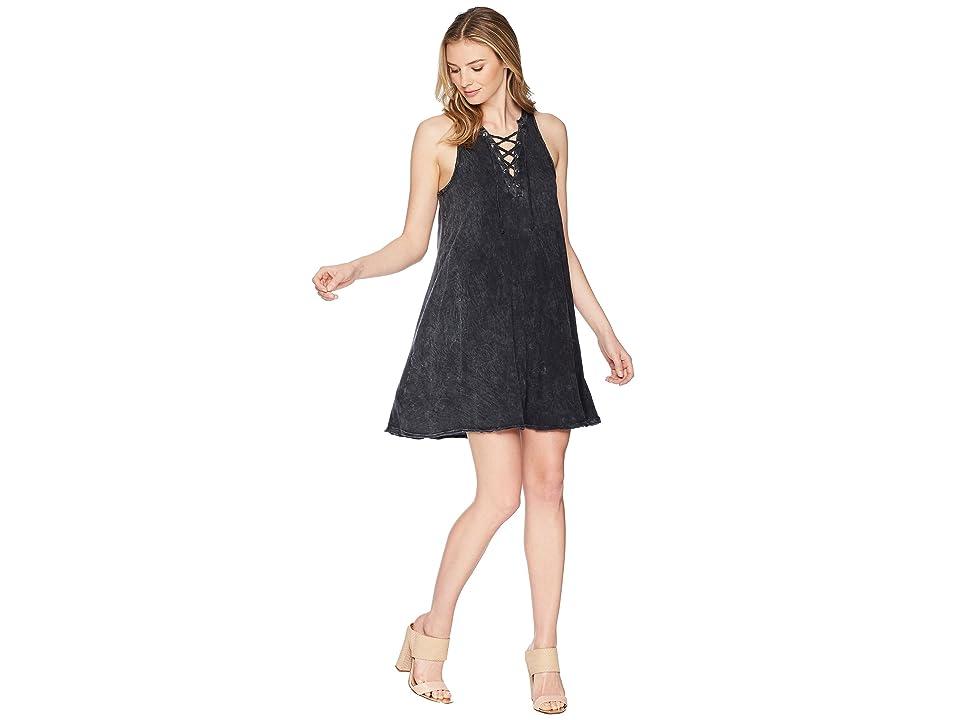 Billabong Let Loose Dress (Black) Women