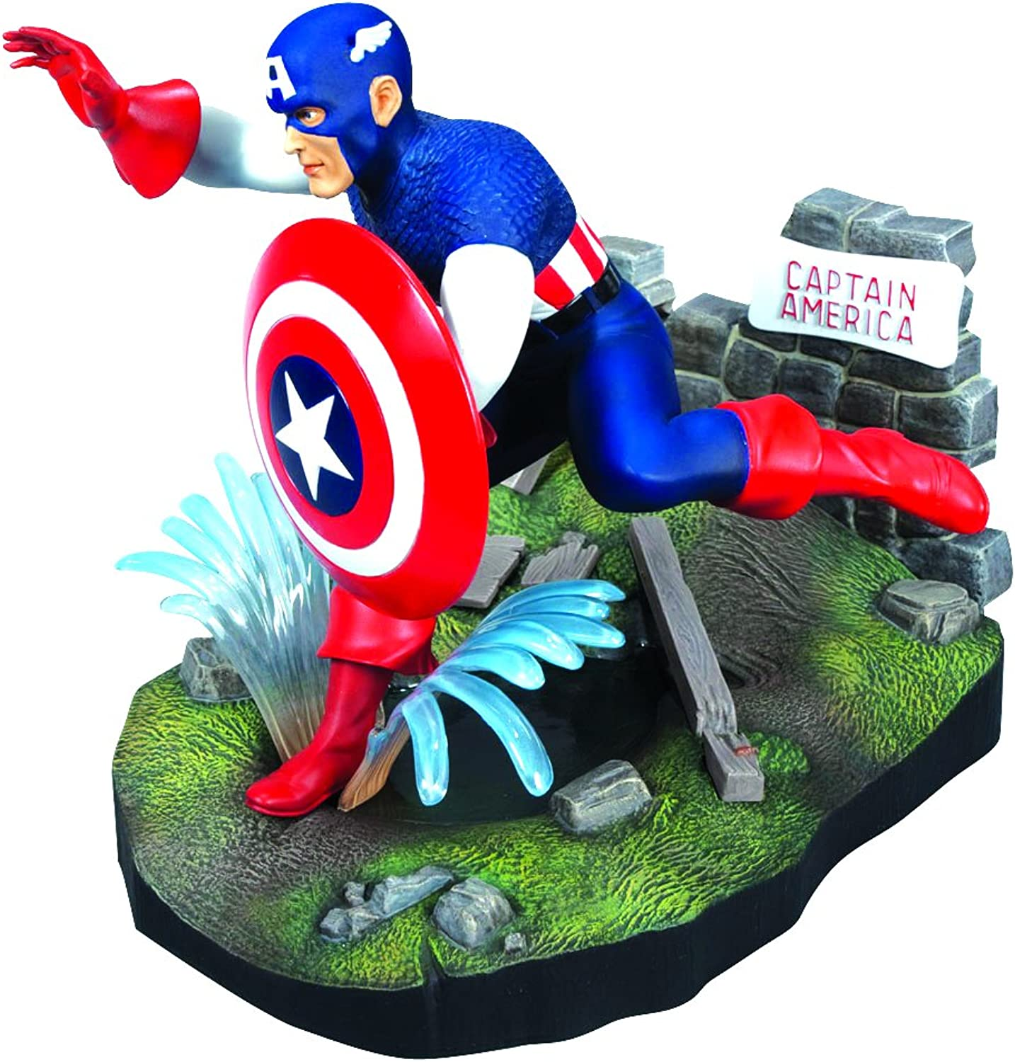 Polar Lights  Captain America (APOL856)