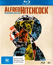Alfred Hitchcock Masterpiece Collection | 14 Hitchcock Movies | Alfred Hitchcock's | NON-USA Format | Region B Import - Australia