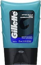 Gillette Series Sensitive Skin After Shave Gel - 2.5 oz - 2 pk