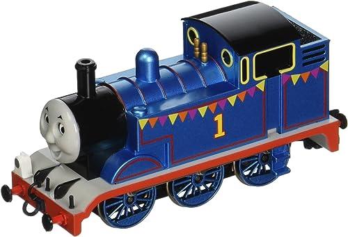 BAC58740 58740 T&F Celebration Thomas w Moving Eyes HO by Bachmann Trains