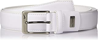 Nike Men's Leather Woven G-Flex