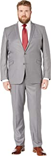 Kenneth Cole REACTION Men's Big & Tall Performance Stretch Suit
