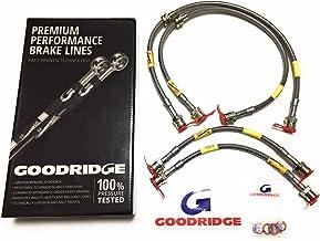 Goodridge ステンメッシュパフォーマンスブレーキライン メルセデスベンツ AMG A45 CLA45