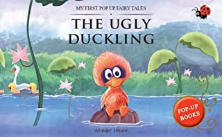 My First Pop Up Fairy Tales - The Ugly Duckling : Pop up Books for children