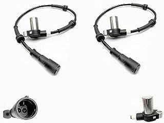 DAKAtec 410174 ABS Sensor Raddrehzahl Drehzahlfühler Vorderachse (2 Stück)