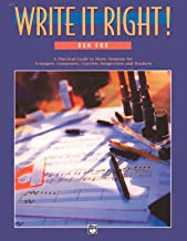 Write It Right!: Manual
