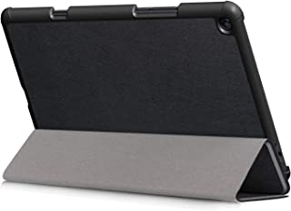 Kepuch Couro-PU Capas Bolsas Estojos para Xiaomi Mi Pad 4 Plus 10.1 - Preto