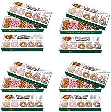 (Set/8) Jelly Belly Krispy Kreme Gift Boxes w/ 4.25oz Jelly Beans Per Box