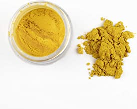 Super Gold Edible Luster Dust   Edible Powder & Dust   Food Grade Luster Dust for Decorating, Fondant, Baking   Polvo Matizador   Cakes, Vegan Paint, & Dust   Sunflower Sugar Art