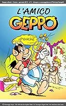 GEPPO eBook NUMERO 4 - EDIZIONE A COLORI -FULL SCREEN IMAGES HD (Italian Edition)