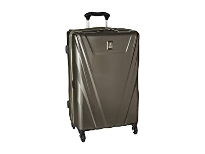 Travelpro 25 Maxlite(r) 5 Expandable Hardside Spinner (Slate Green) Luggage