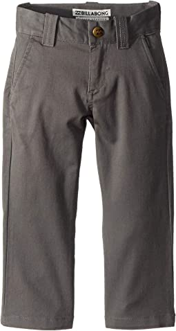 Carter Stretch Chino Pants (Toddler/Little Kids)