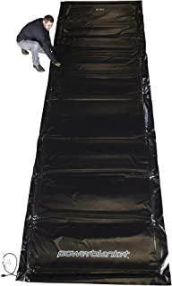 Powerblanket MD0510 Heated Concrete Blanket, 5' x 10' Heated Dimensions, 6' x 11' Finished Dimensions