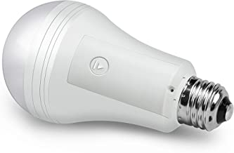 Sengled Everbright E27 LED-lamp met batterij, 3,5 uur noodverlichting als zaklamp, gloeilampen op batterijen, warm wit, en...