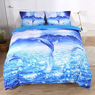 dolphin sheets and comforter