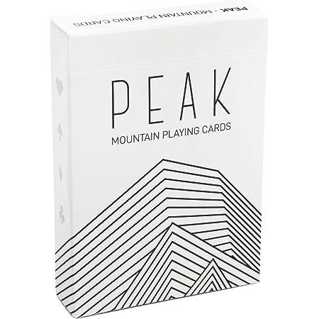 Peak: Mountain Playing Cards