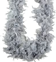 Touch of Nature 40064 (Toudl) Chandelle Boa, Ash Grey 70G 2 yd. 1Pc