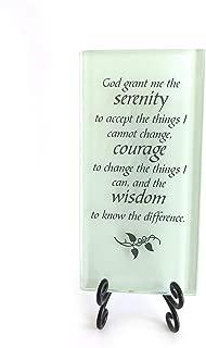 Carson Serenity Prayer Slate Garden Plaque Home Decor