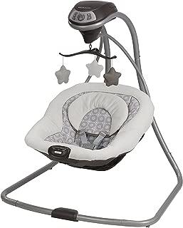 Graco (グレコ) シンプルスウェイ ベビースウィング (Simple sway  baby swing) アビントン GR 1927133