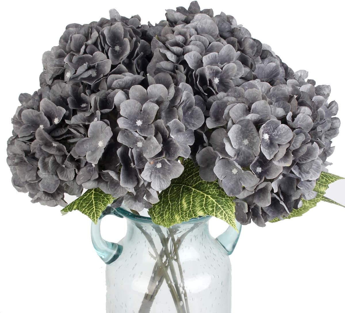 Fantasy Gardens 5 Heads Some reservation Artificial Hydrangea with Flowers Silk S Price reduction