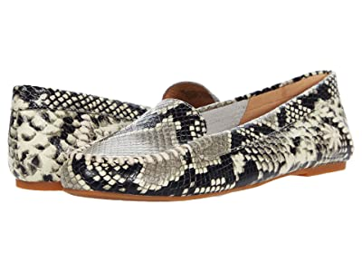 Jack Rogers Snake Millie Moccasin (Natural) Women