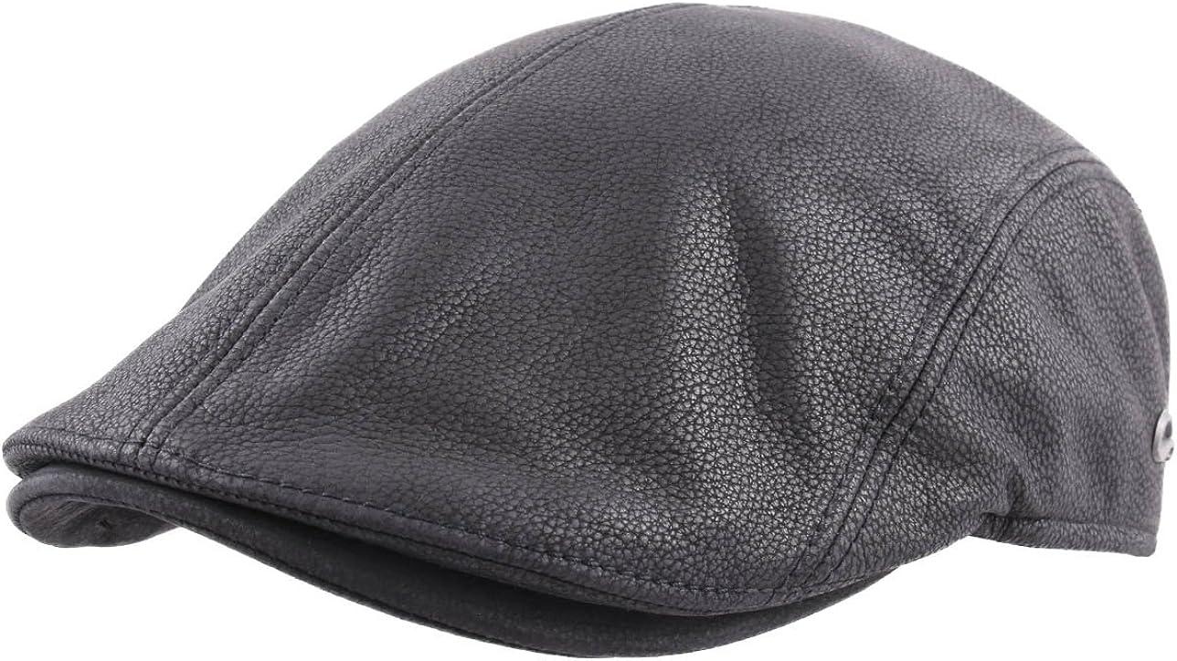 Gottmann 40% 25% OFF OFF Cheap Sale Jackson-L Leather Cap Flat