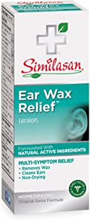 Similasan Ear Wax Removal Kit, 0.33 Ounce Bottle
