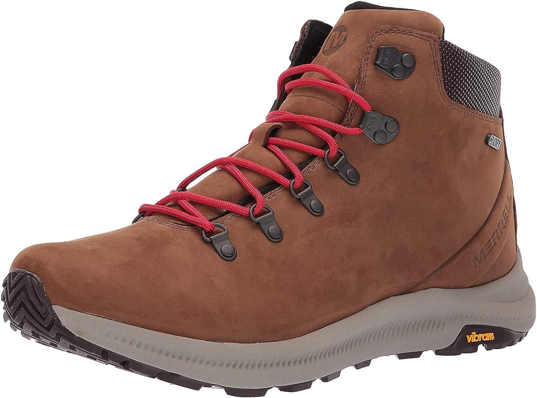 Merrell Women's Ontario Mid Wp Hiking Boot