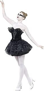 Smiffy's Women's Gothic Swan Costume