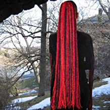 Tribal Hairfall Mermaid Hair BellyDaNce PiRaTe WiTcH VaMpiRe Renaissance Gypsy