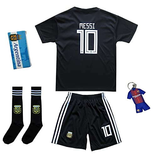 lowest price 93d78 f6a46 Messi Away Jersey: Amazon.com