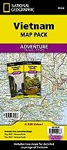 Vietnam [Map Pack Bundle] (National Geographic Adventure Map)