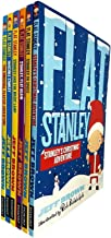 Flat Stanley 6 Book Collection: Flat Stanley; Stanley, Flat Again; Stanley in Space; Invisible Stanley; Stanley and the Ma...