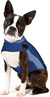 ThunderShirt Polo Dog Anxiety Jacket | Vet Recommended Calming Solution Vest for Fireworks, Thunder, Travel, & Separation