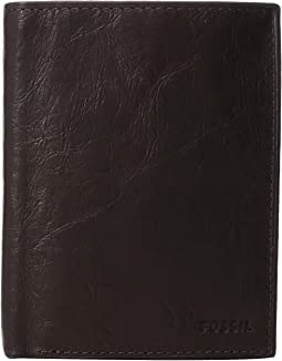 Fossil - RFID Ingram International Combination Wallet