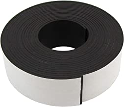 KNAFS Self Adhesive Flexible Magnetic Tape Craft Magnet Strip. (2cmx100cm)