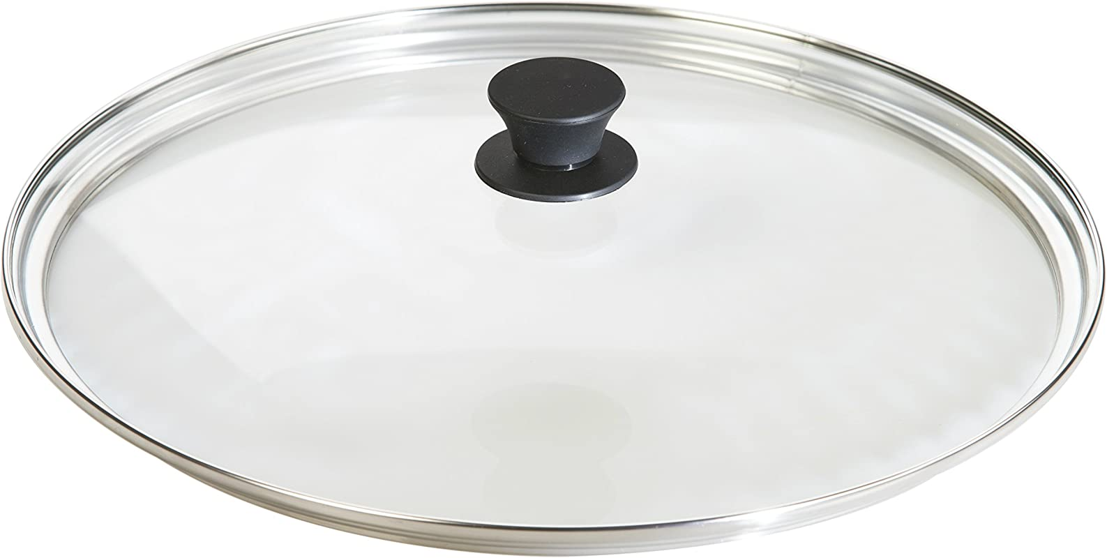 Lodge Tempered Glass Lid 15 Inch Fits Lodge 15 Inch Cast Iron Skillets And 14 Inch Cast Iron Woks