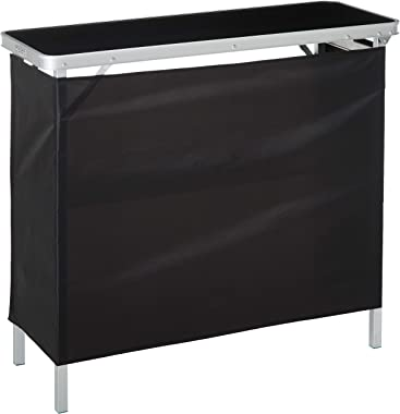 Trademark Innovations Portable Bar Table - Carrying Case Included -
