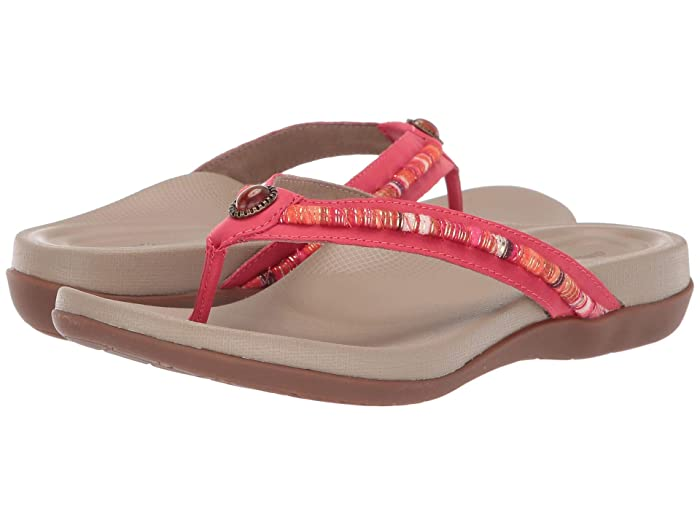 Aetrex  Hazel (Red) Womens Sandals