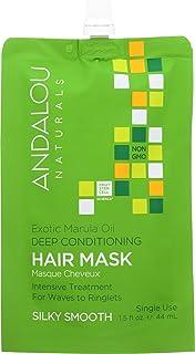Andalou Naturals Exotic Marula Oil Hair Mask, 1.5 oz, 1 pack