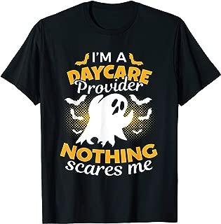 Halloween Daycare Worker Teacher Day Care T-Shirt