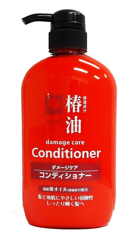 懸念踊り子薬剤師熊野油脂 椿コンディショナー 600ml
